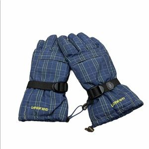 🏀 LANDS' END Winter Gloves